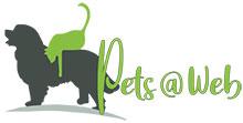 Logo pets@web