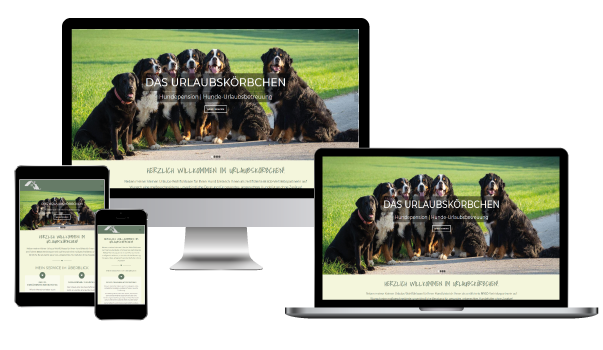 Projekt Hundepension Urlaubskörbchen