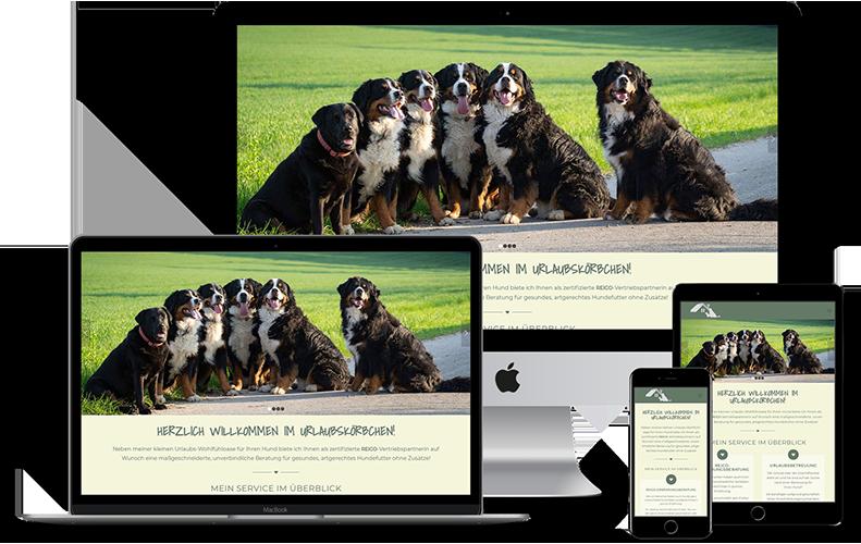 Hundepension Urlaubskörbchen